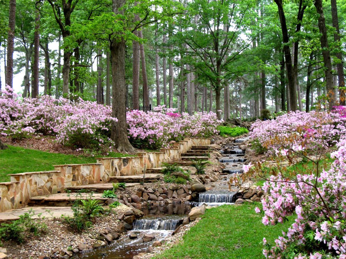 RW Norton Garden