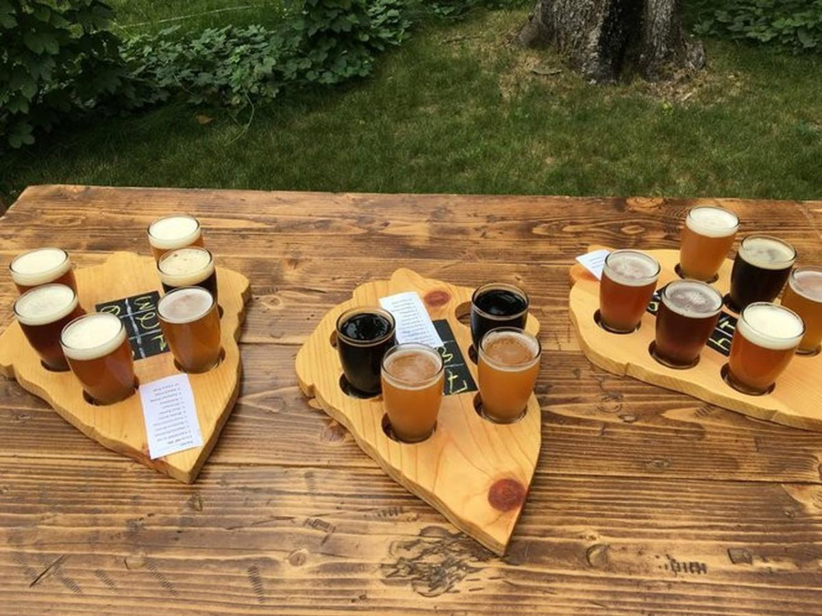 Beer at HopLot
