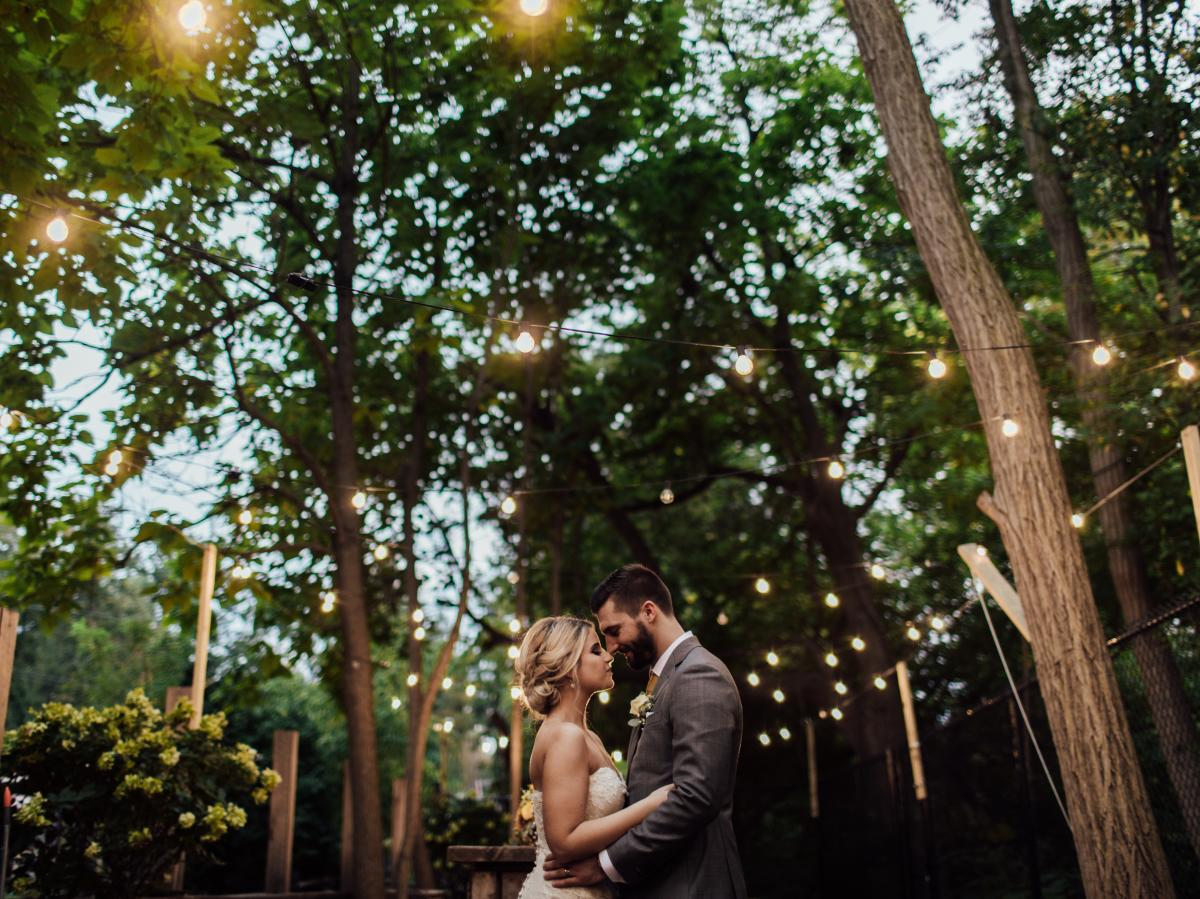 Elmwood Park Zoo Wedding