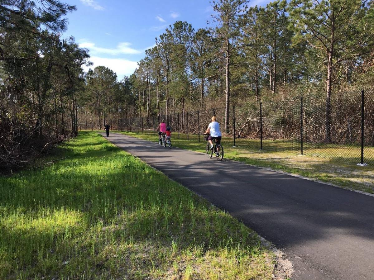 Carolina Beach Island Greenway
