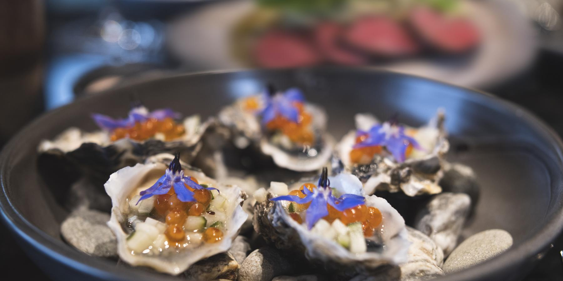 Gibbston Valley Lodge & Spa - Oysters