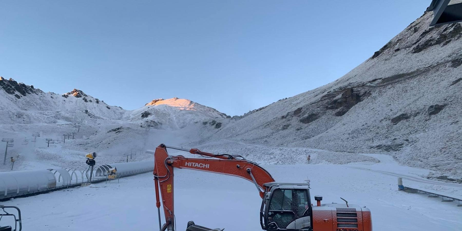The Remarkables Early June