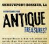Shreveport-Bossier Antique Treasures brochure thumbnail