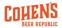 Cohen's Beer Republic logo