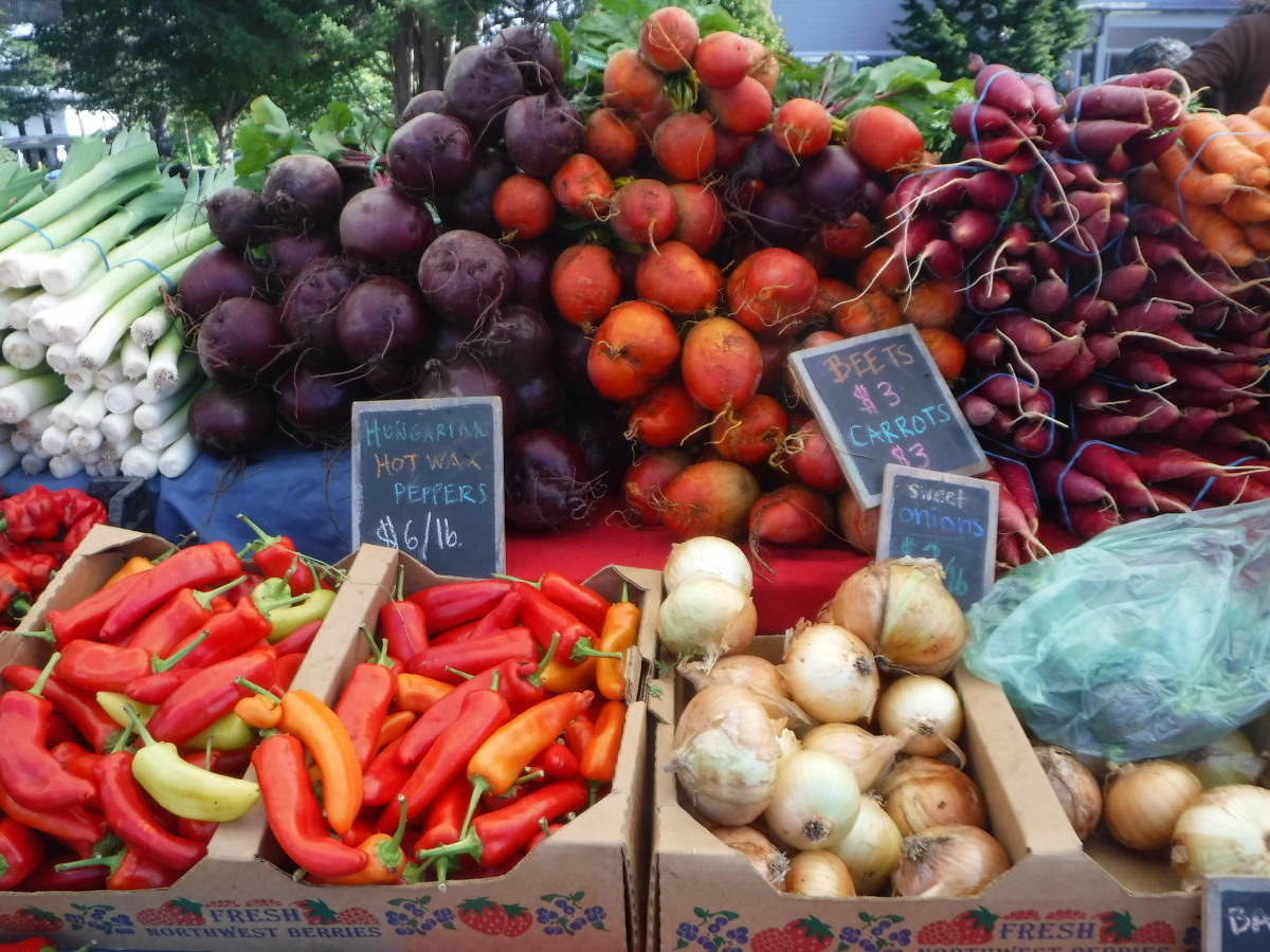 Yelm Farmers Market