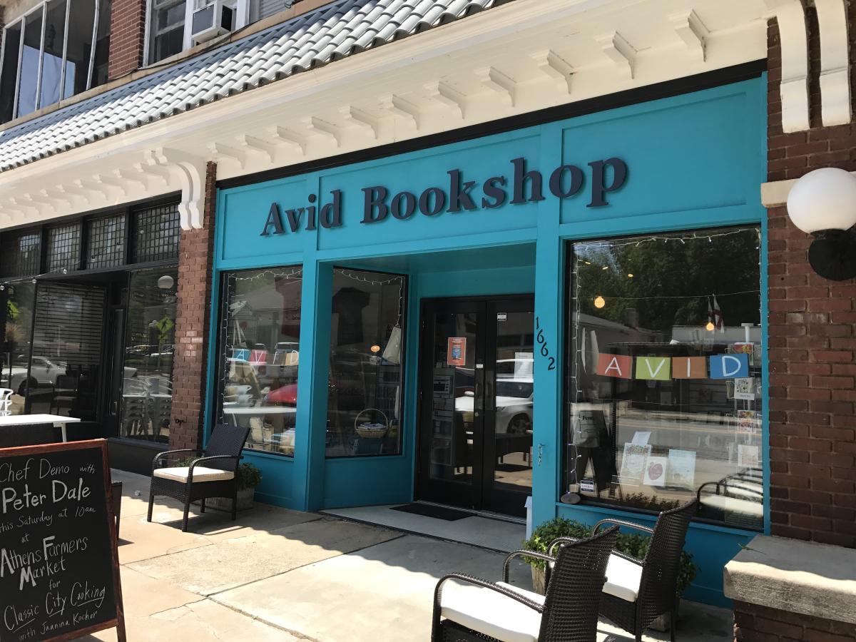 Avid Bookshop on Prince