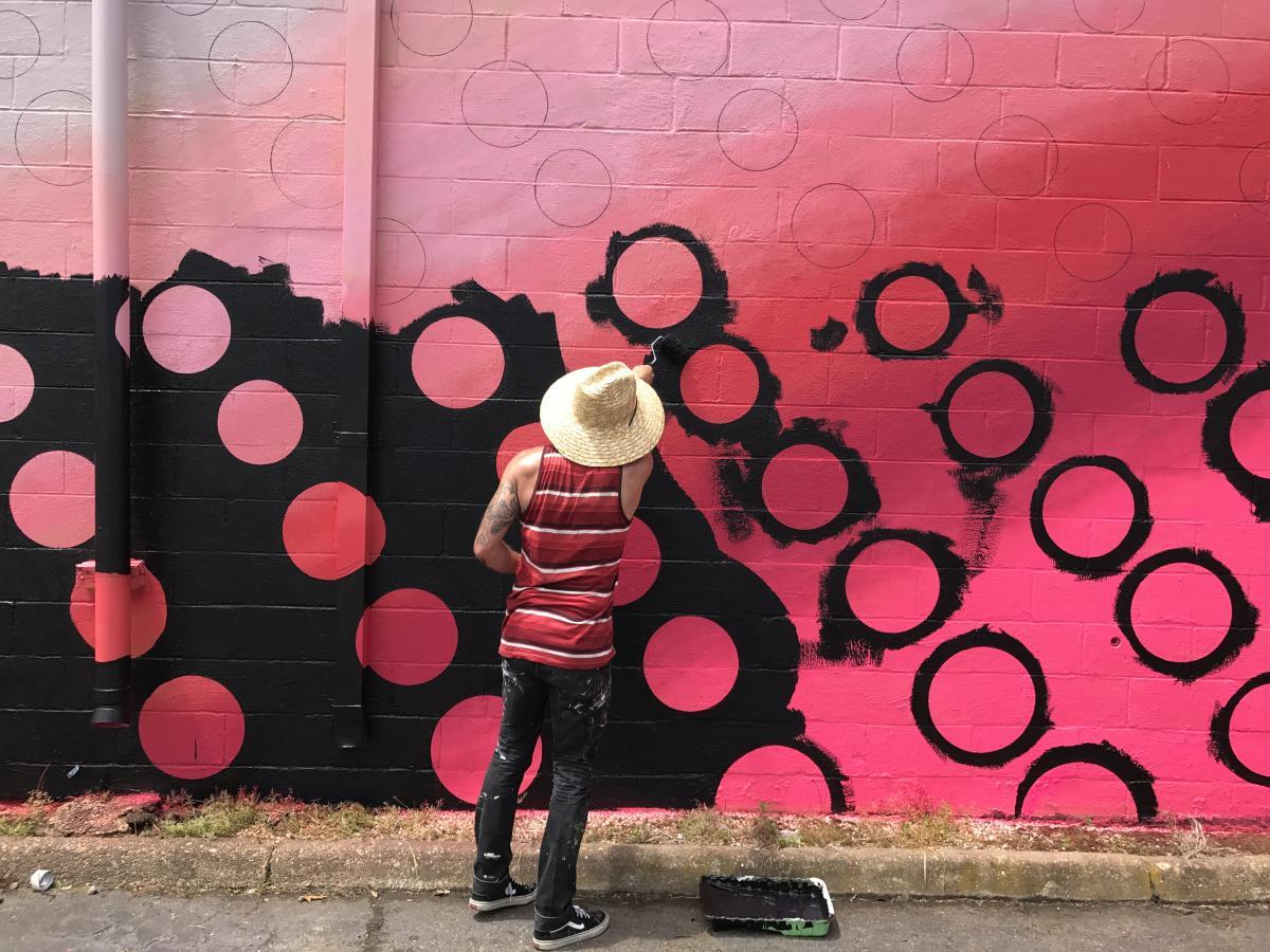 ViBe Mural