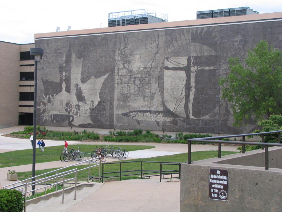UWSP Mural