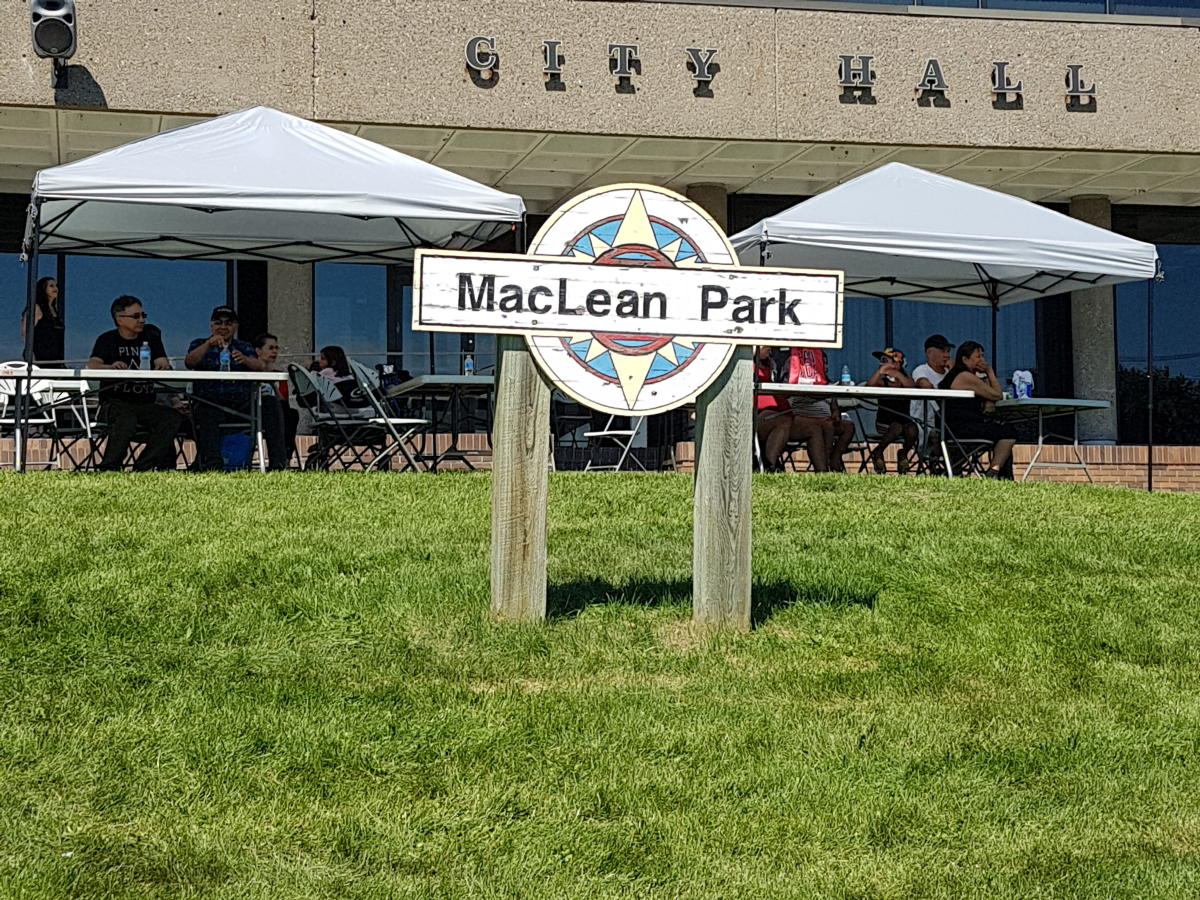 MacLean Park Thompson
