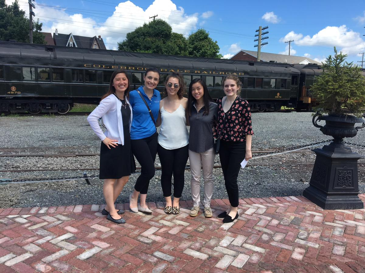 Boyertown Railroad VFTCB