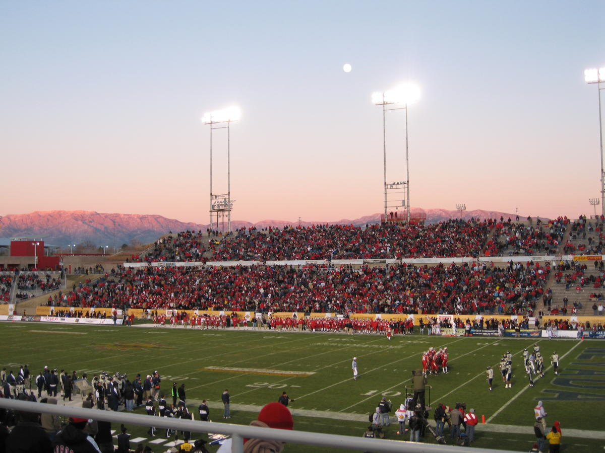 Football New Mexico Bowl