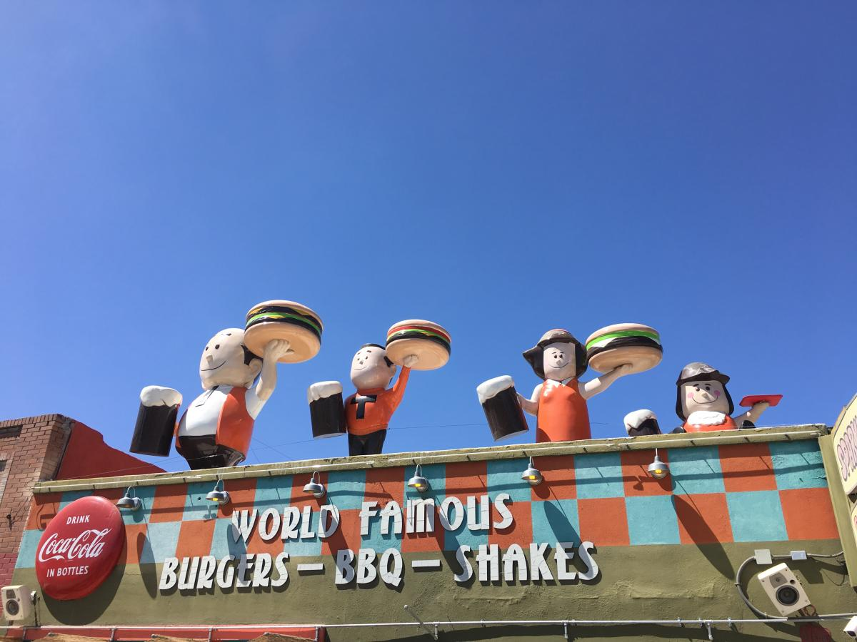 Sparky's Famous Hamburgers in Hatch NM