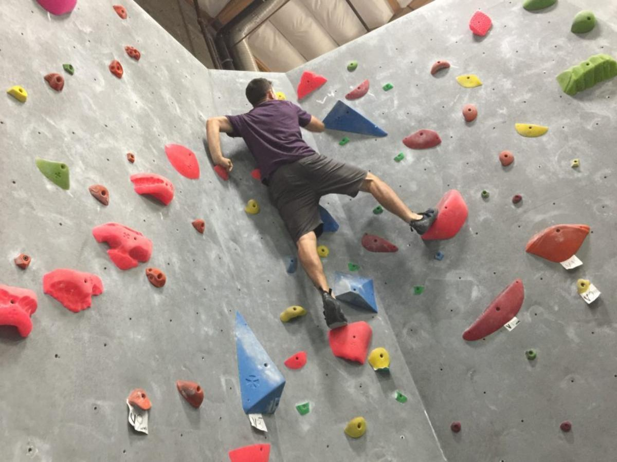 rock climbing in greater palm springs