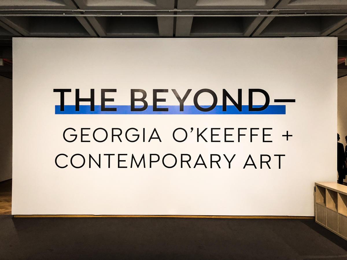Georgia O'Keeffe NCMA