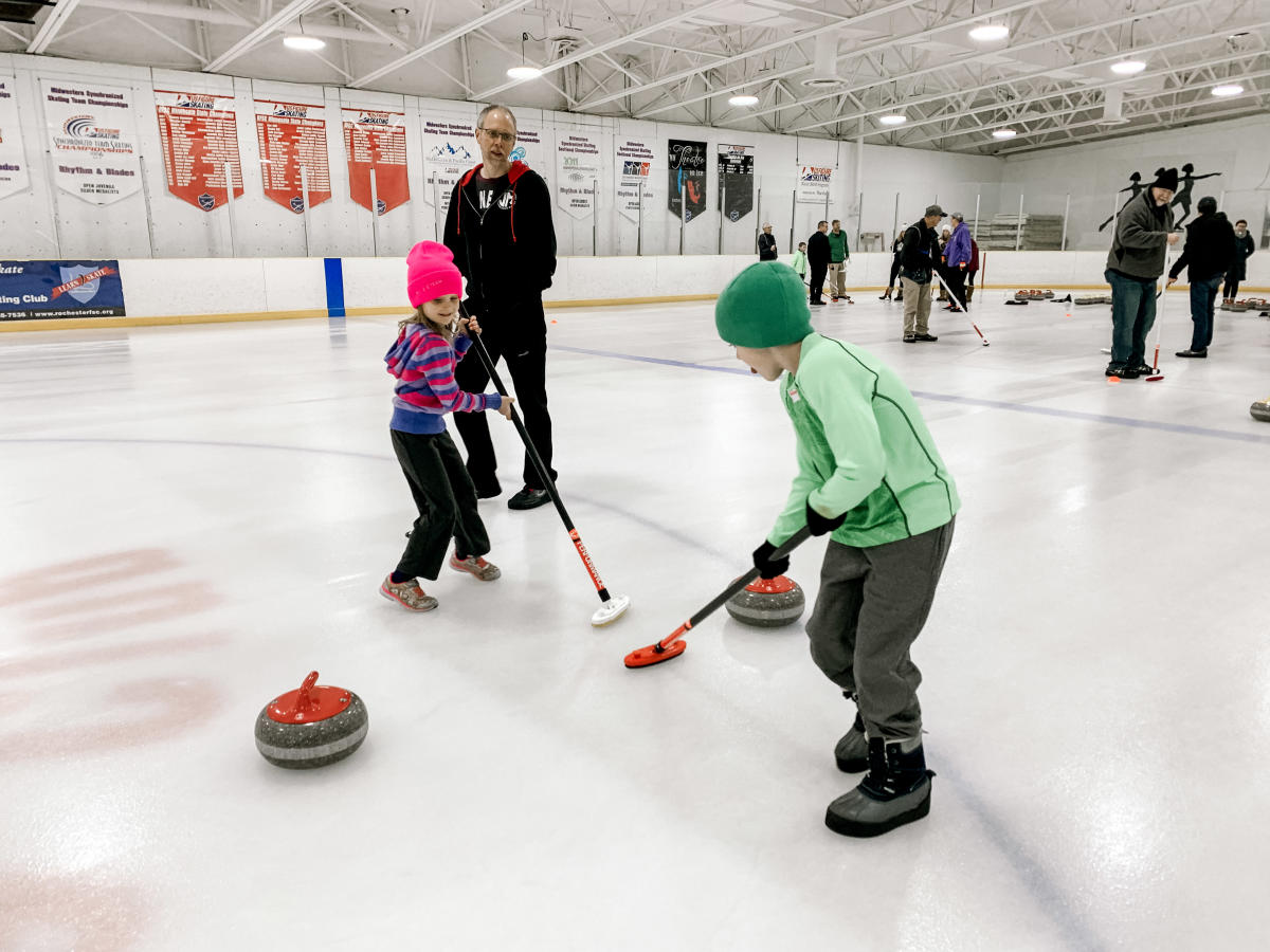 Curling in Rochester, MN