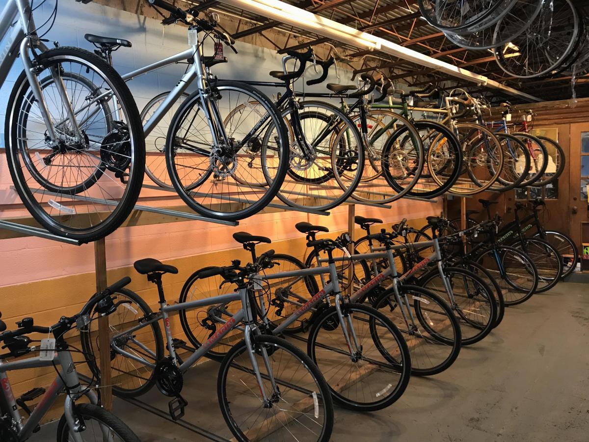 ben's bikes