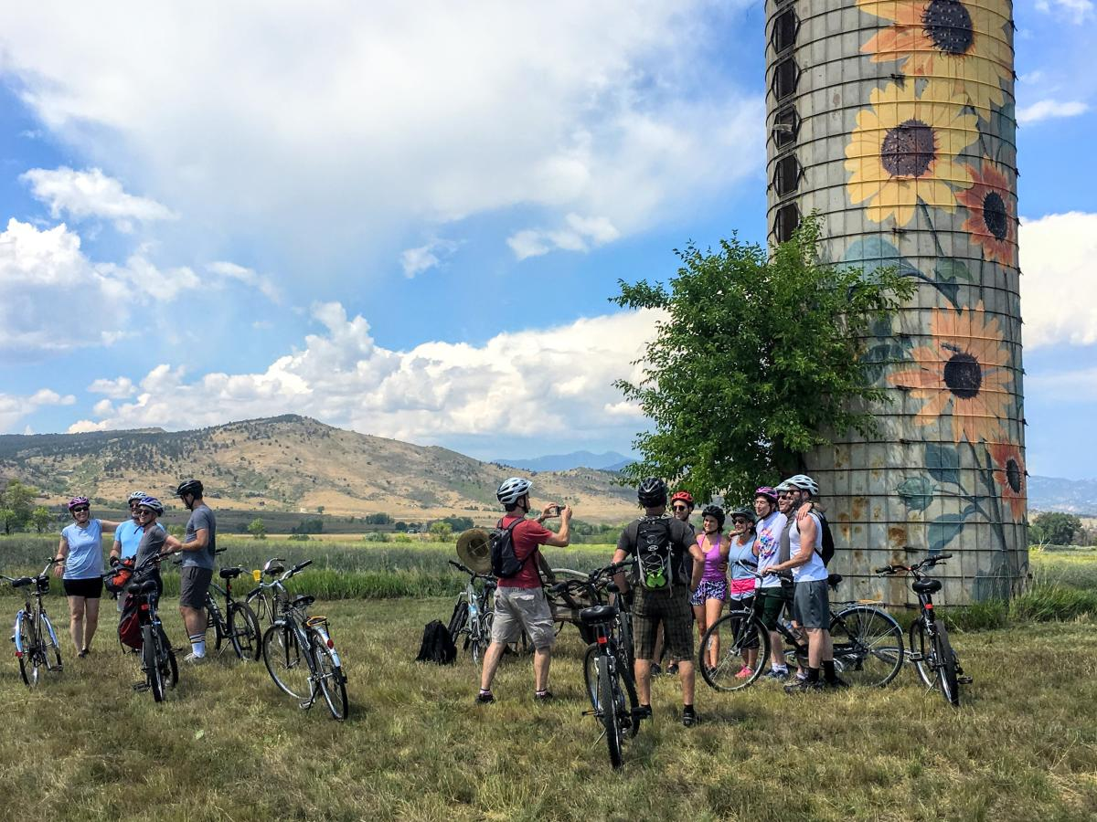 Boulder Bike Tours Bike-to-Farm Tour