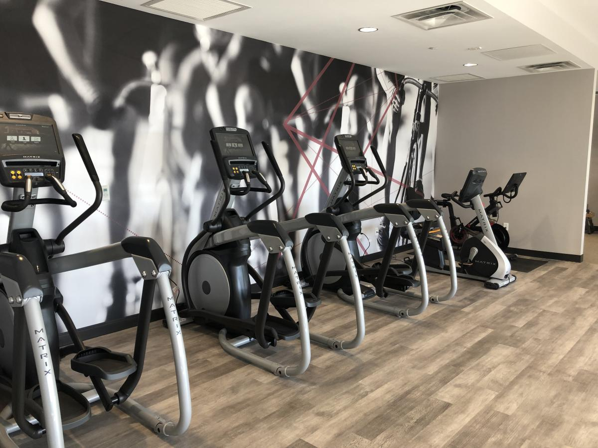 Marriott Phoenix Chandler - Fitness Facility