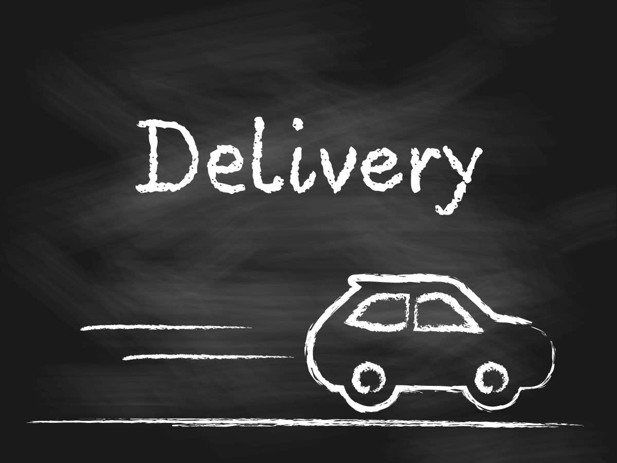restaurants offering delivery