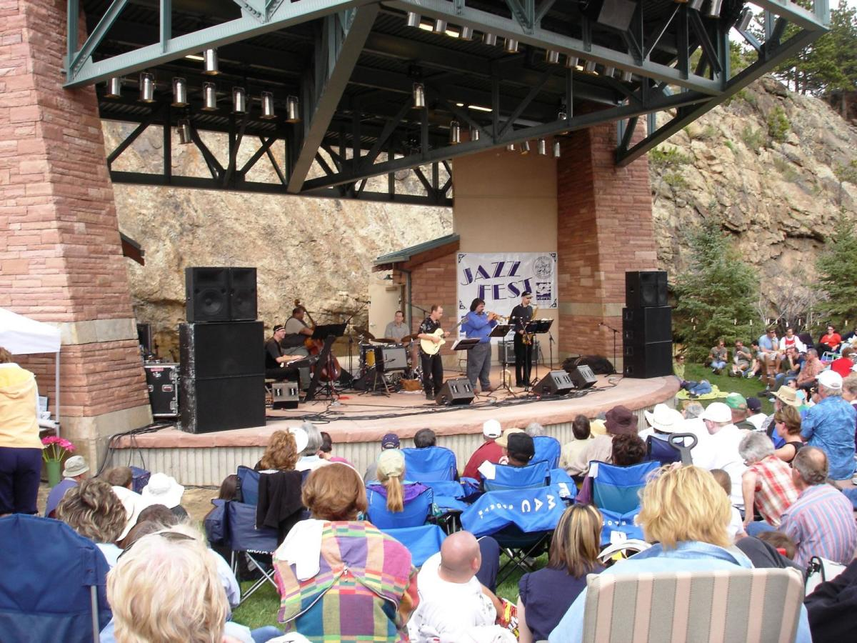 Performance Park, Downtown Estes Park