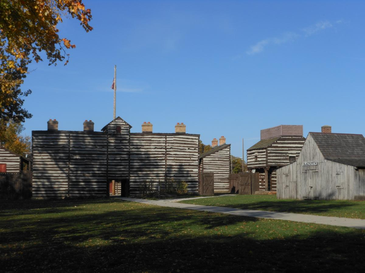 Old Fort - Fort Wayne, IN