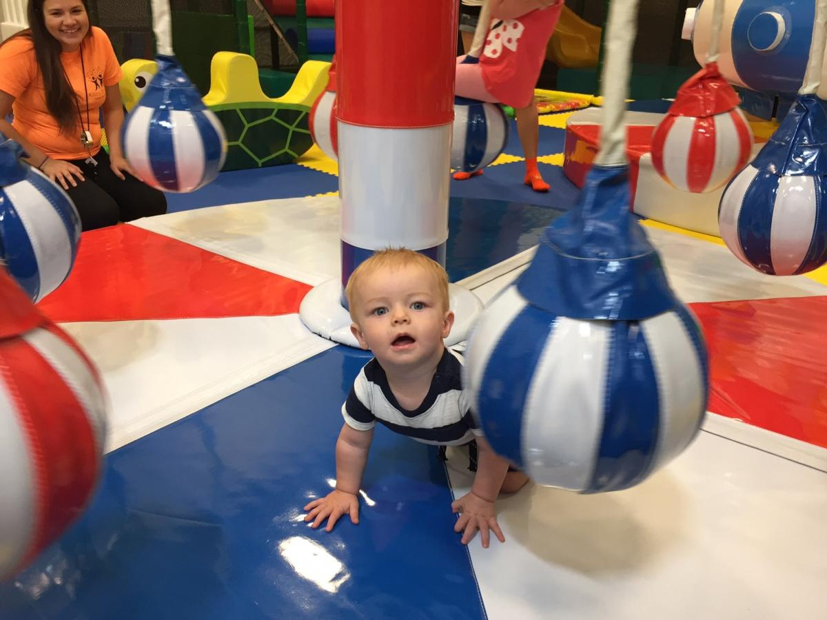 Kid's Planet in Brownsburg, Indiana