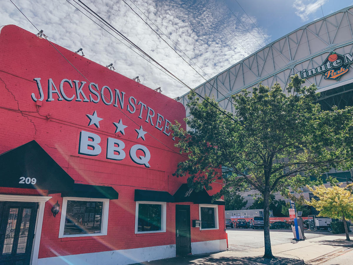 Jackson Street BBQ