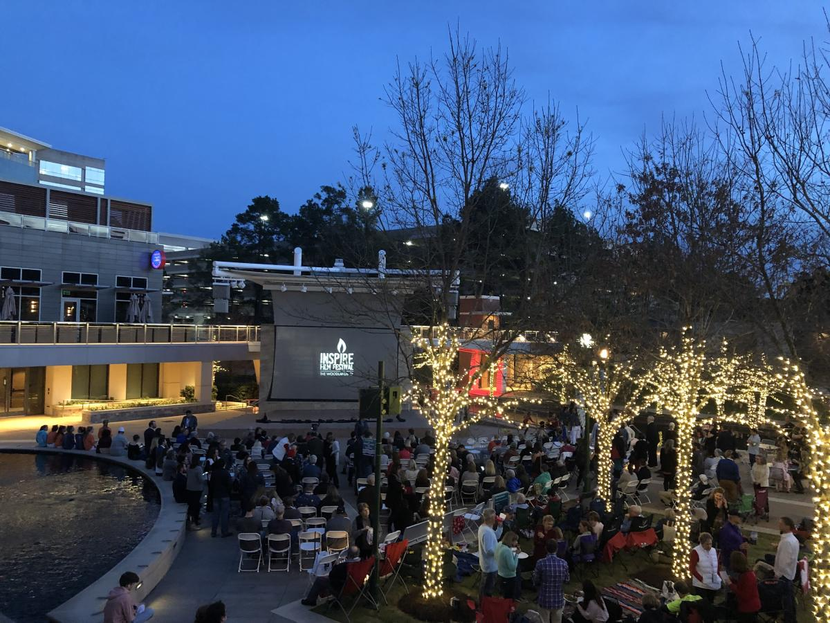 Inspire Film Festival in The Woodlands
