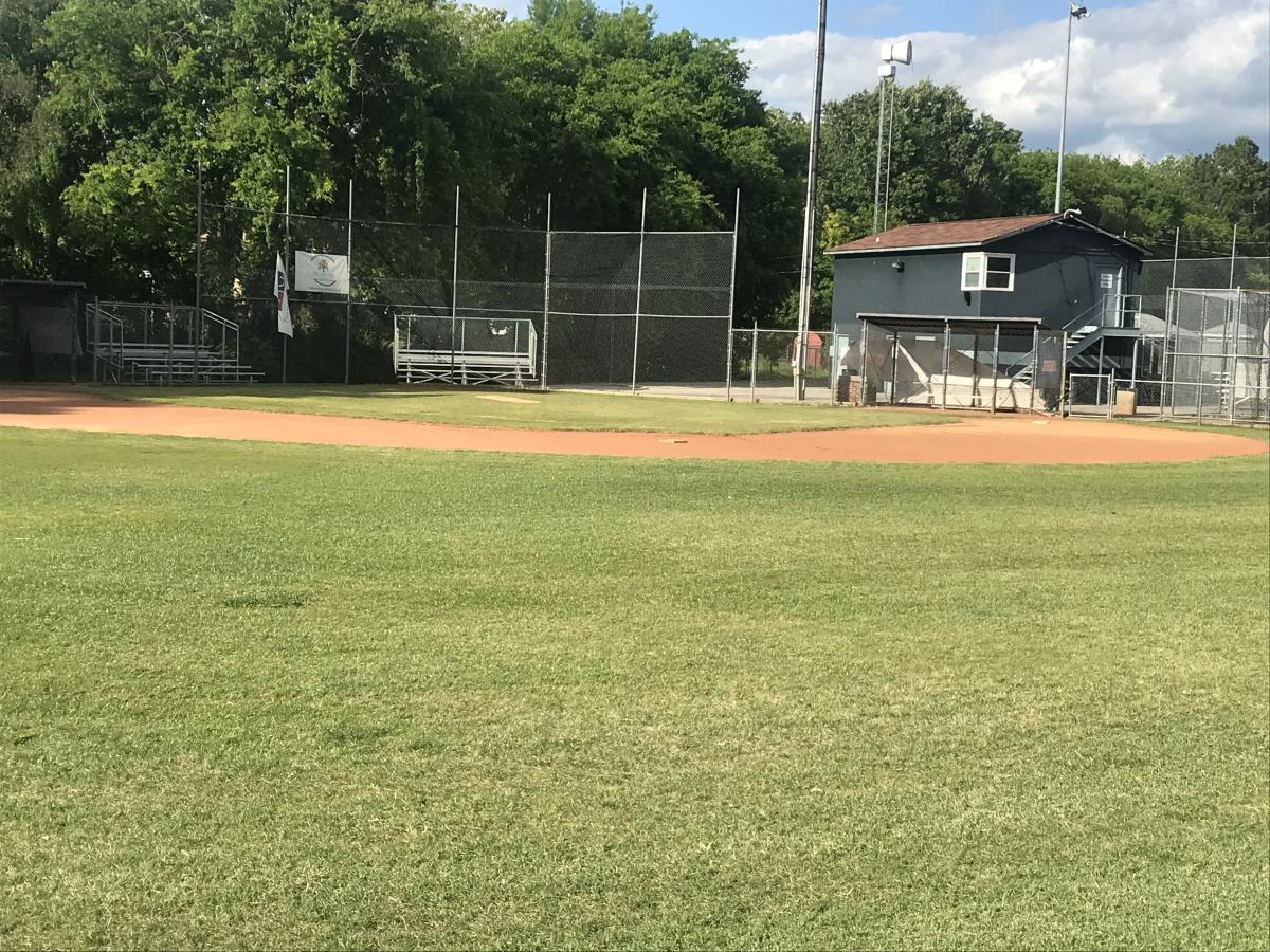 Youth Baseball Field