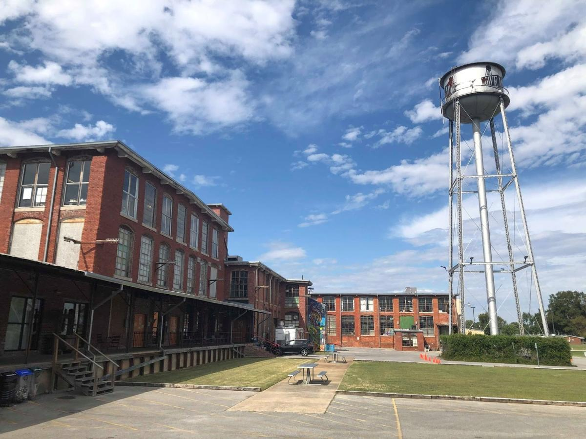 Lowe Mill Exterior
