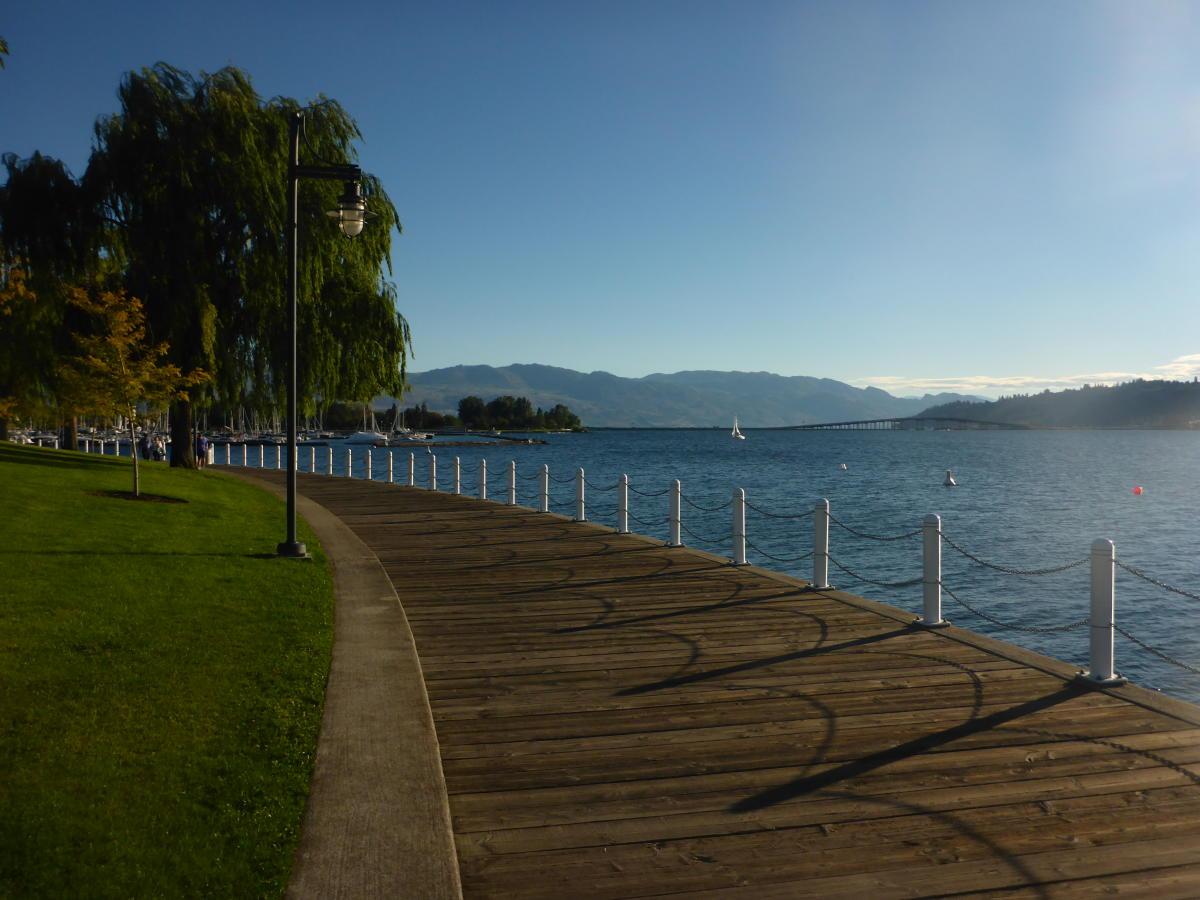 Waterfront Boardwalk