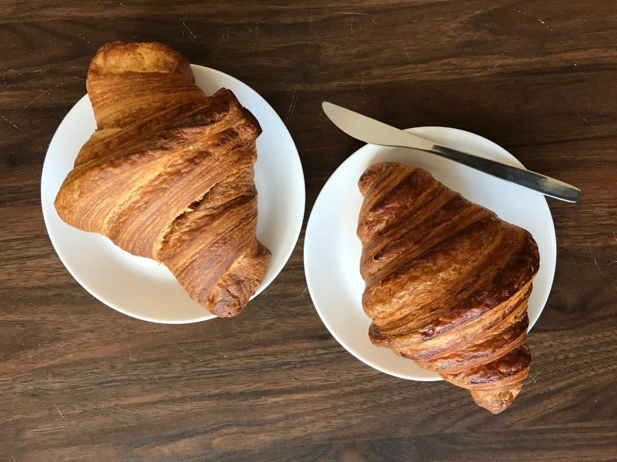 Croissants from Karat