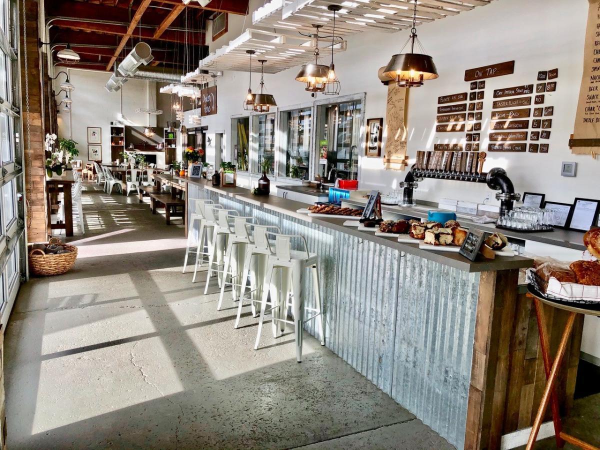 Rustic Reel Brewing - Restaurant Space