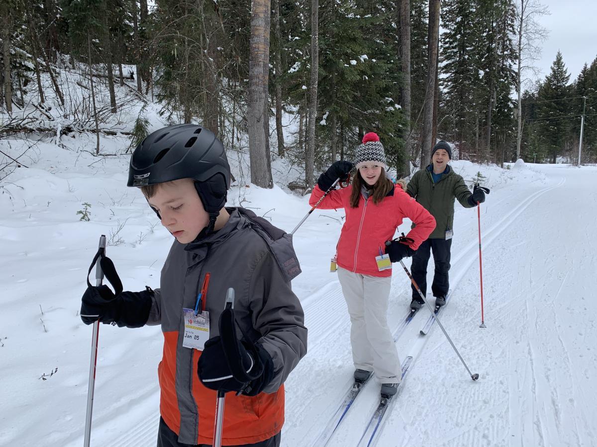 Nordic Skiing at Telemark