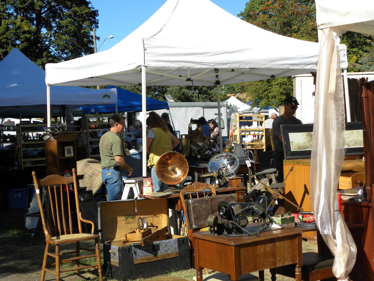 Coburg Antique Fair