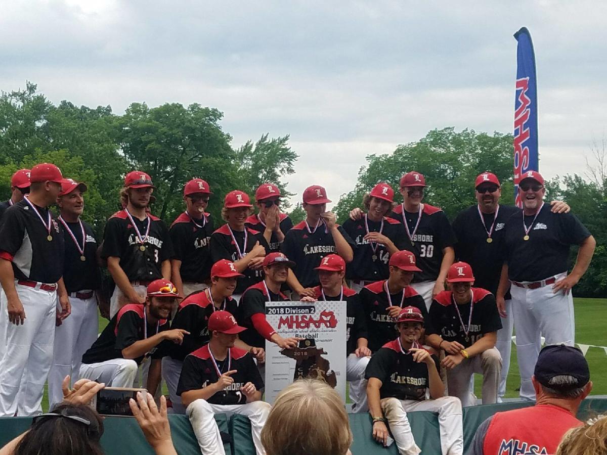 MHSAA Baseball D2 Champs