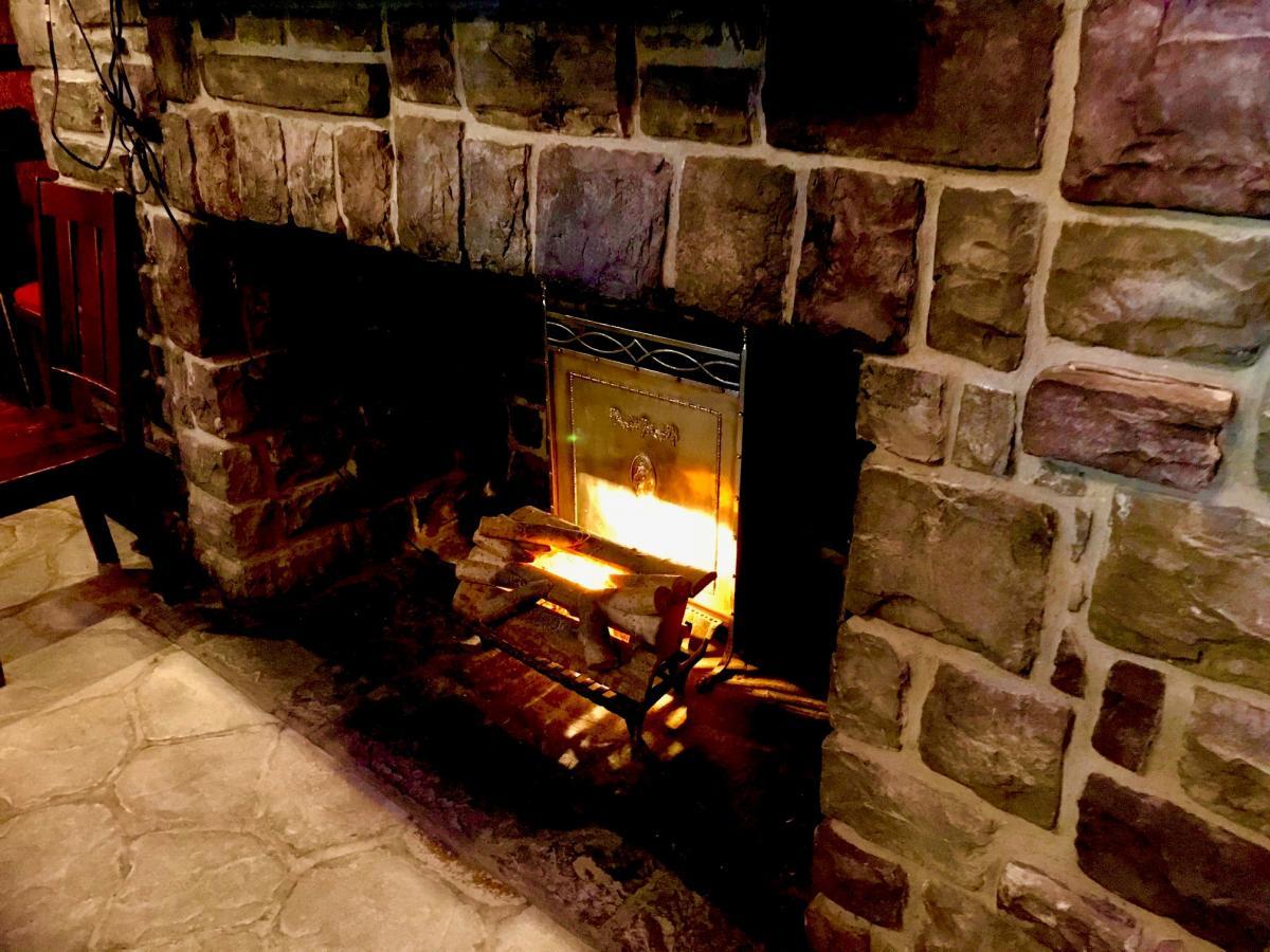 Claddagh fireplace