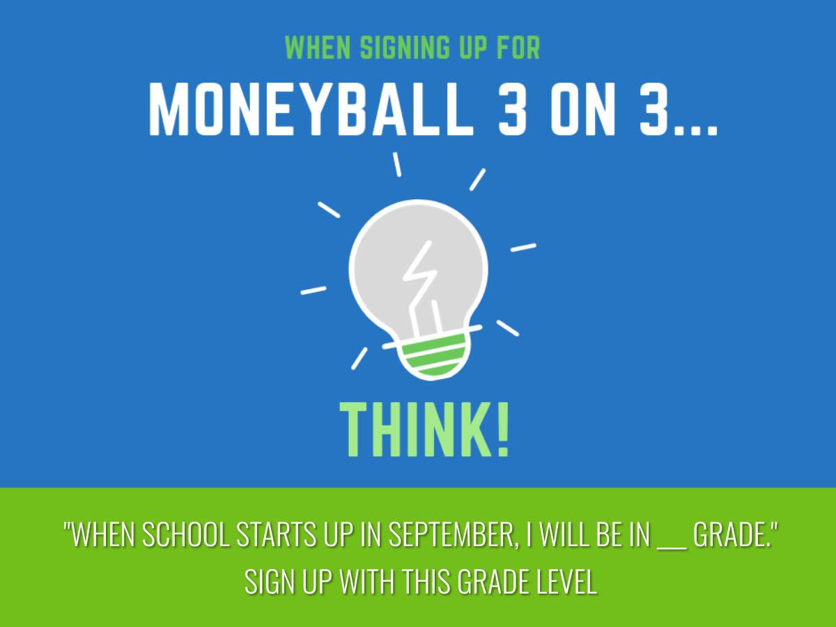 Moneyball Think Graphic