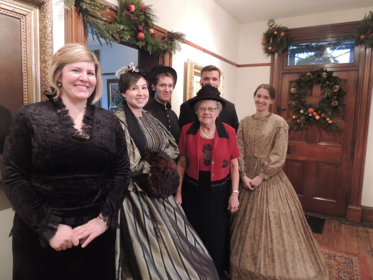 West Overton Holiday Homestead Open House and Market