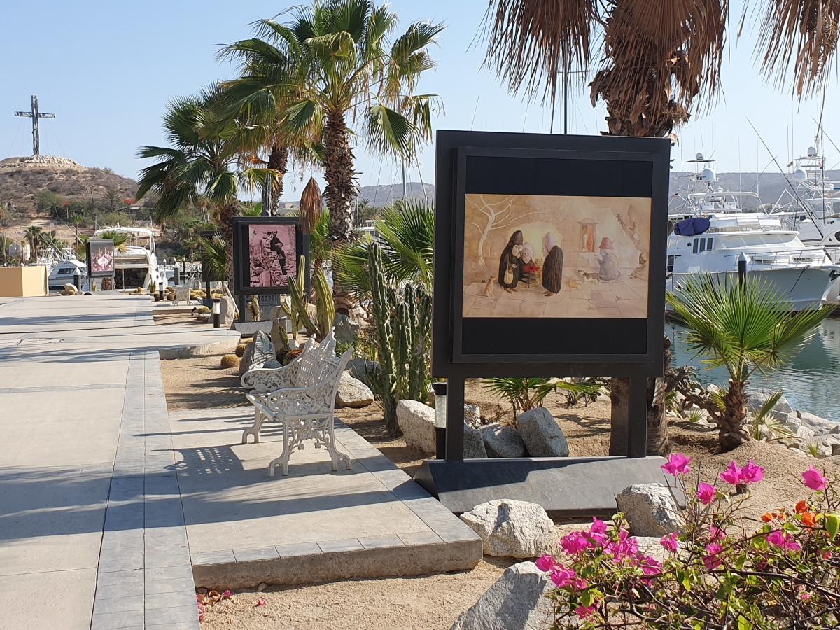 Leonora Carrigton image at Puerto Los Cabos