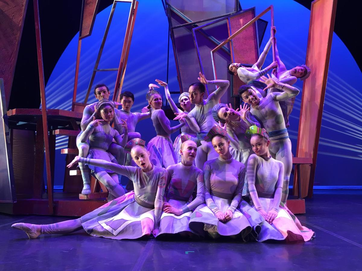 COPPELIA: A Comedy with Love