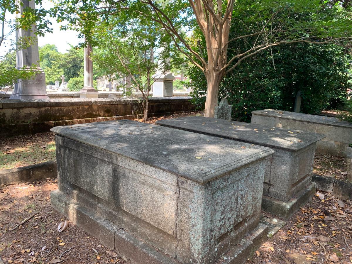 John Marlor Memory Hill Cemetery