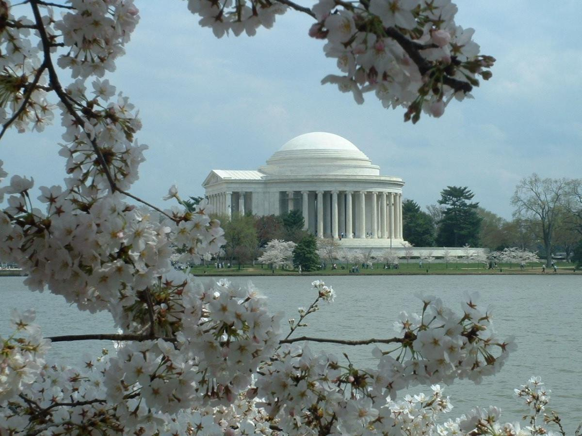 Jefferson Memorial A