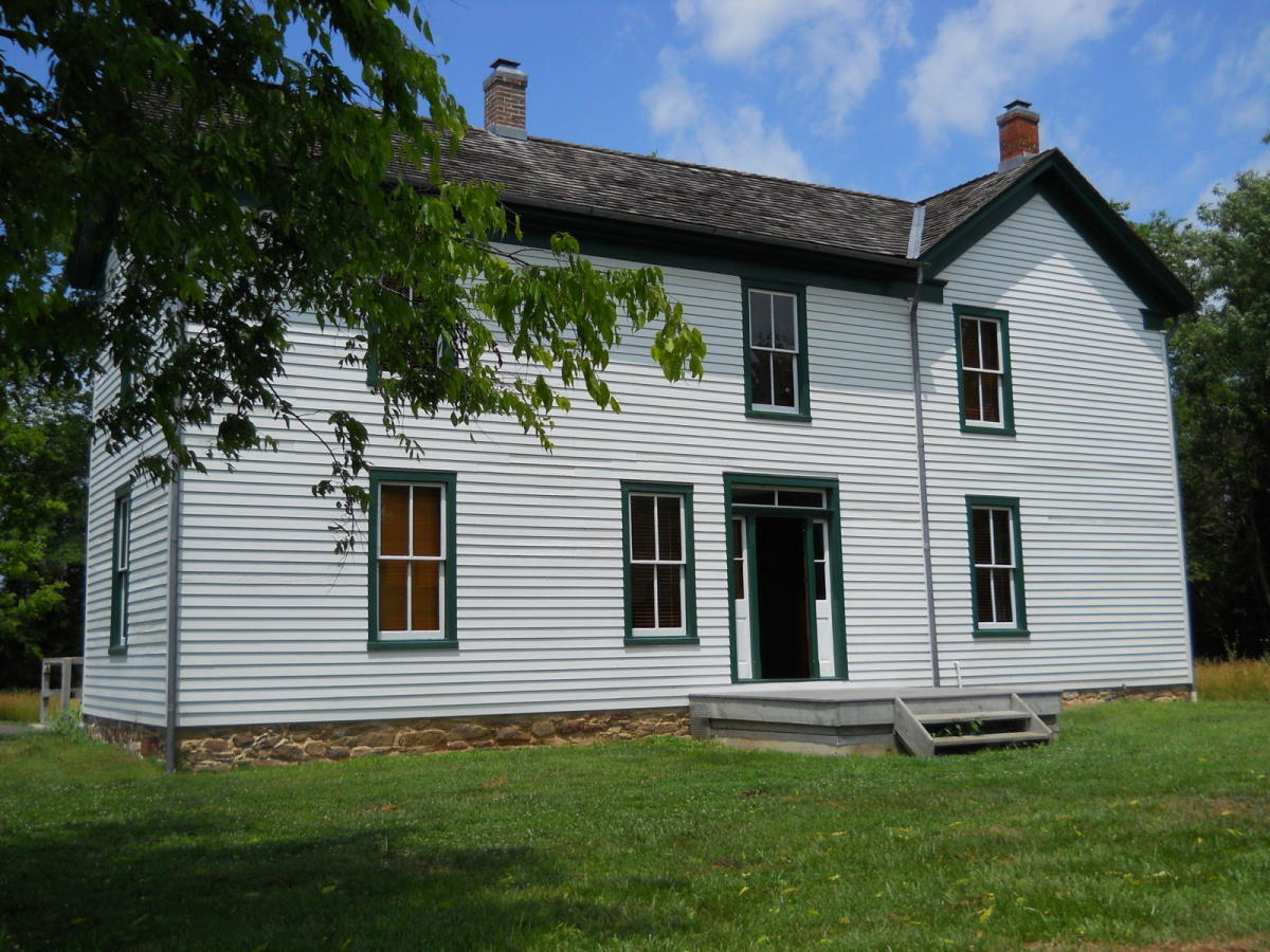 Exterior view of Brawner Farm
