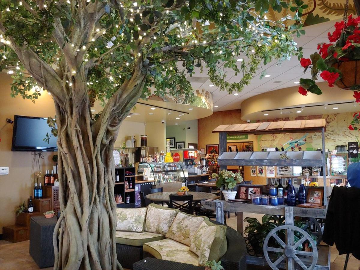 Monkey House Cafe in Huntington Beach