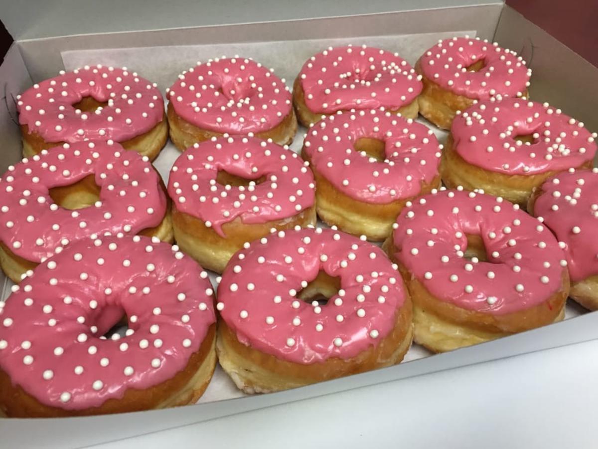 Golden Boy Donuts in Huntington Beach