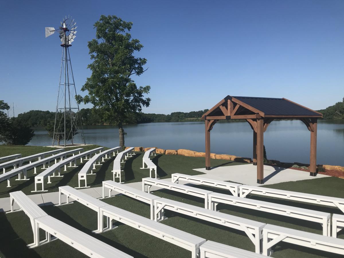 willows bend wedding carbondale lake