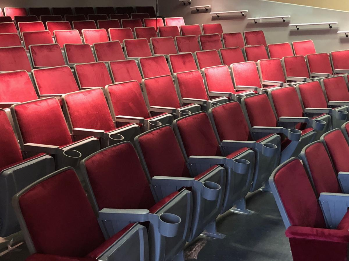 Centre Theatre Seats