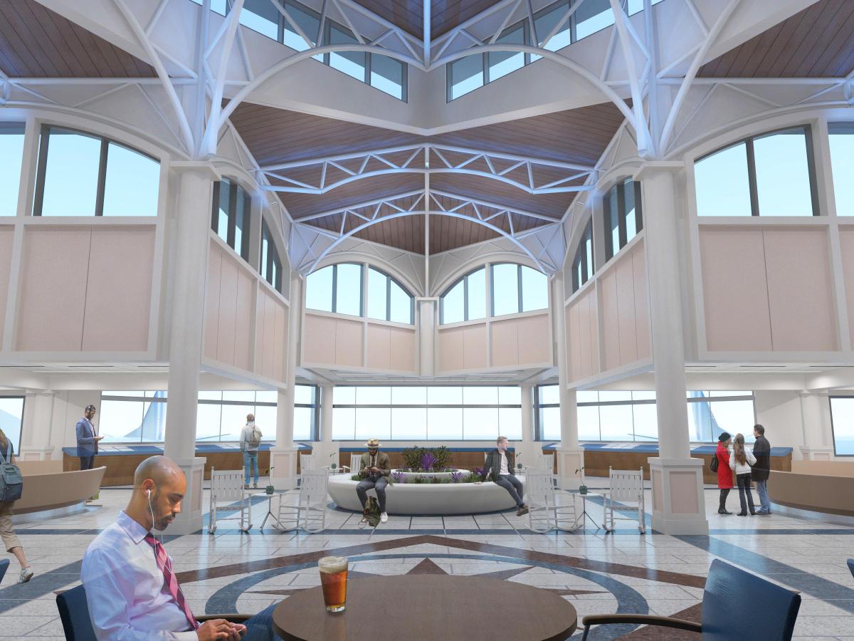 ILM Airport Rendering