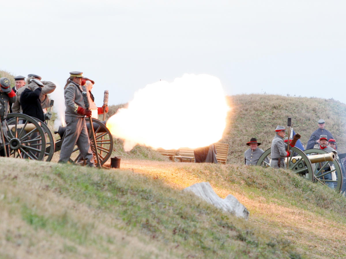 4x3 Battle of Fort Fisher